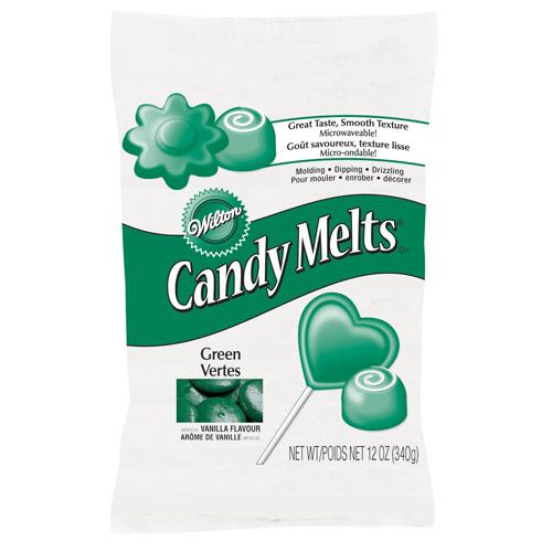 Wilton Candy Melts - grün