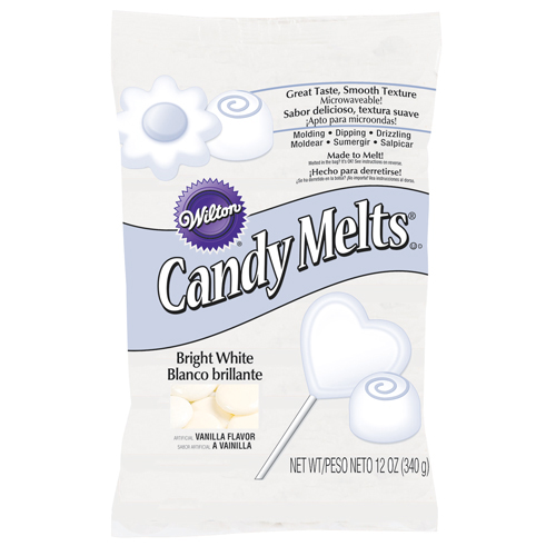 Wilton Candy Melts - super weiss