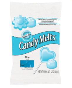 Wilton Candy Melts - blau