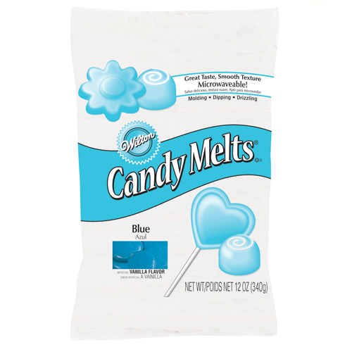Wilton Candy Melts - blau