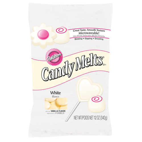 Wilton Candy Melts - weiss