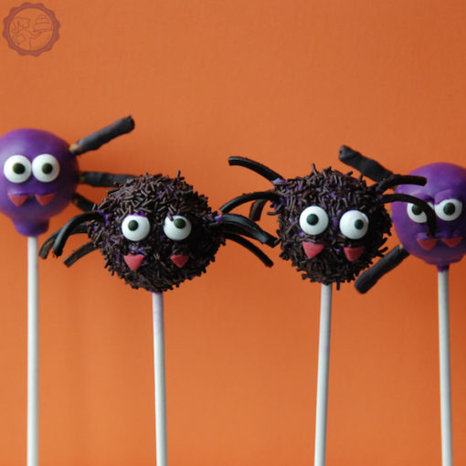 MakeUrCake - Cake Pops Halloween