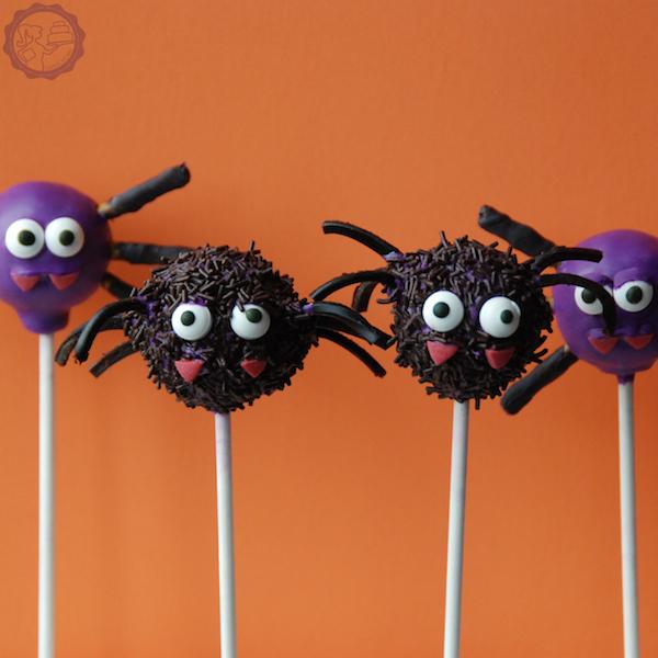 MakeUrCake - Cake Pops Halloween