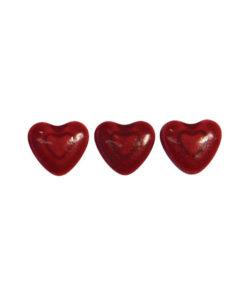 PME Streufiguren - rote Herzen, gross