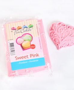 FunCakes Fondant - pink (hell)