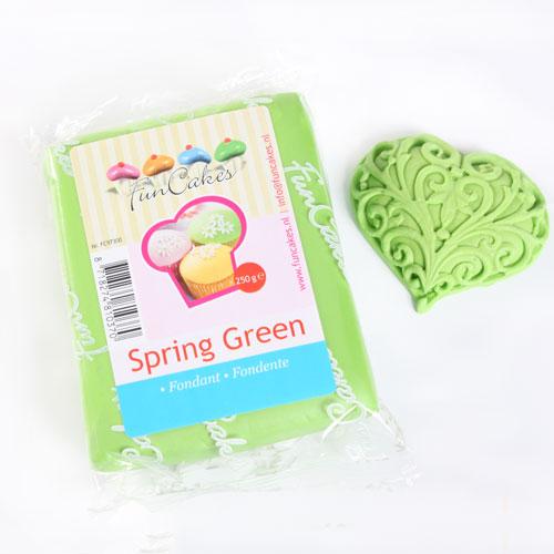 Fondant - grün