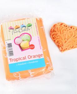 Fondant - orange
