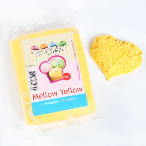 Fondant - gelb