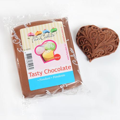 Fondant - schokolade