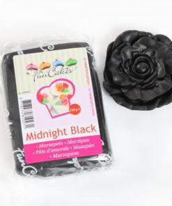 Marzipan - schwarz