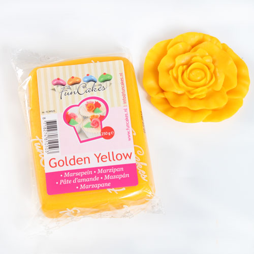 Marzipan - gelb