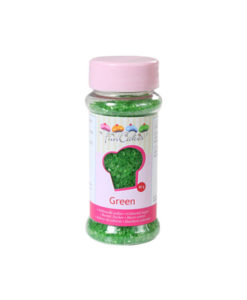 FunCakes Bunter Zucker grün