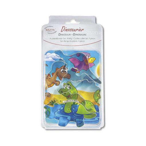 Ausstecher Set - Dinosaurier