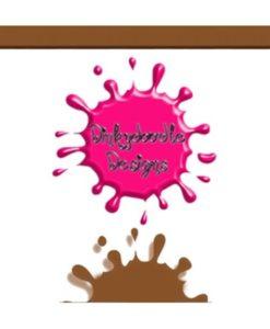 Airbrush Lebensmittelfarbe - braun