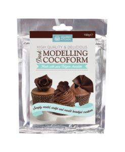 Modellierschokolade - braun