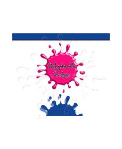 Airbrush Lebensmittelfarbe - blau