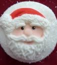 Silikonform – Weihnachtsmann
