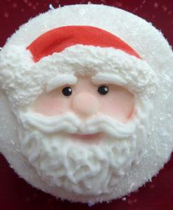 Silikonform - Weihnachtsmann