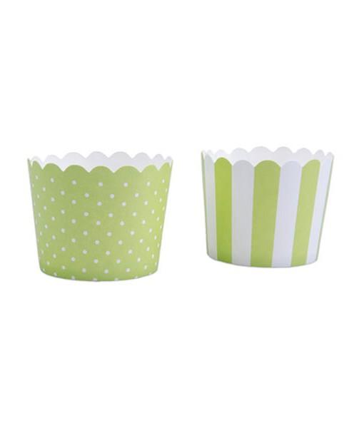 Cupcake Wrapper - grün