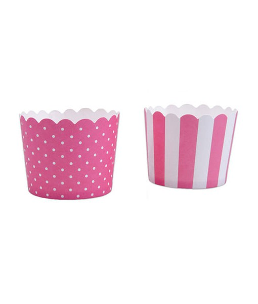 Cupcake Wrapper - pink
