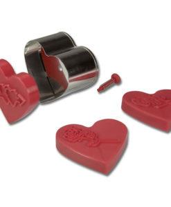 Ausstecher - Herz (gross)