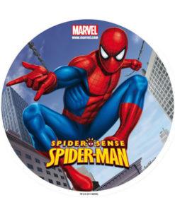 Tortenaufleger Spiderman