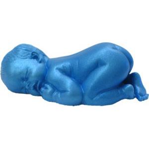 Silikonform - schlafendes Baby