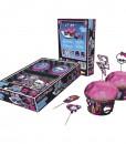 Cupcake Set Monster High