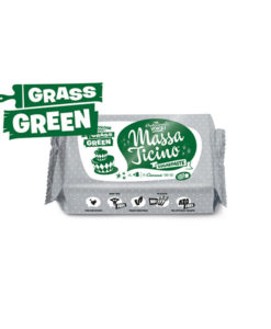 Rollfondant Massa Ticino Tropic - grün