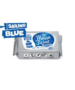 Rollfondant Massa Ticino Tropic Blau