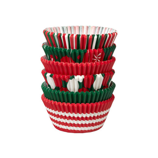 Weihnachtsbackförmchen - Holiday mix