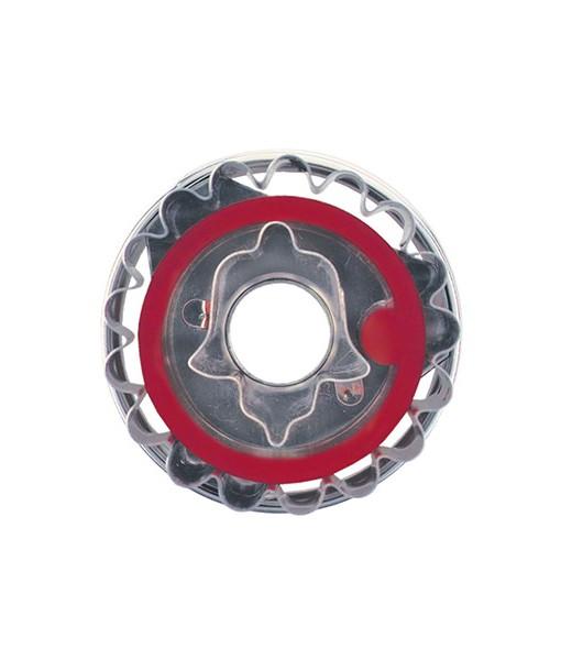 Spitzbuben Ausstecher - Glocke