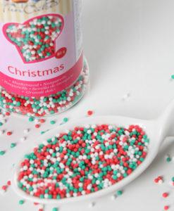 FunCakes Nonpareilles - Weihnachten