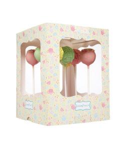 Cake Pop Verpackung