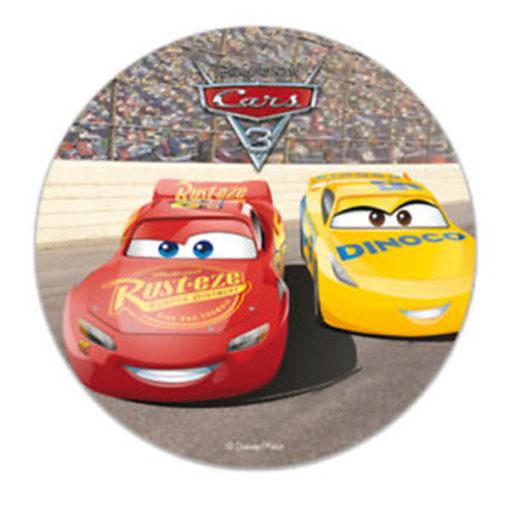 Tortenaufleger Disney Cars