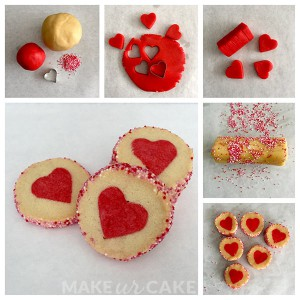 Herzige Kekse
