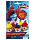 Zucker Aufkleber Spiderman