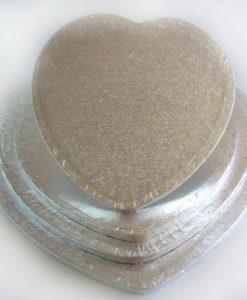 Tortenplatte - herz (27cm)