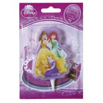 Kuchenkerze Disney Princess
