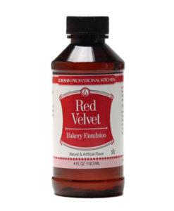 Red Velvet Emulsion