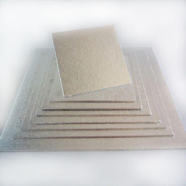 Tortenscheibe - quadrat (30cm)
