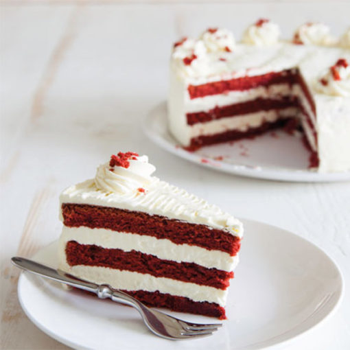 Red Velvet Backmischung (1kg)