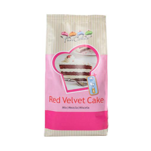 Red Velvet Backmischung (1kg)