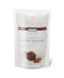 Fondant Glasur - schokolade