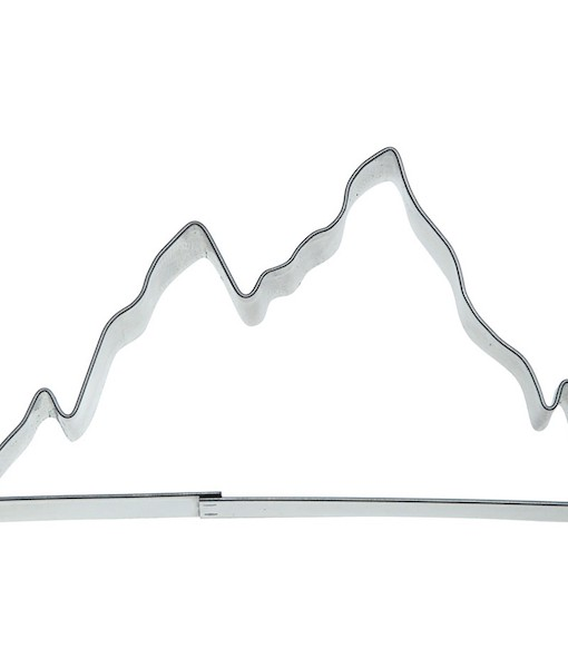 Ausstecher - Berge