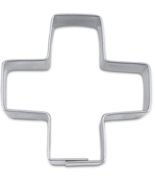 Ausstecher - Schweizer Kreuz