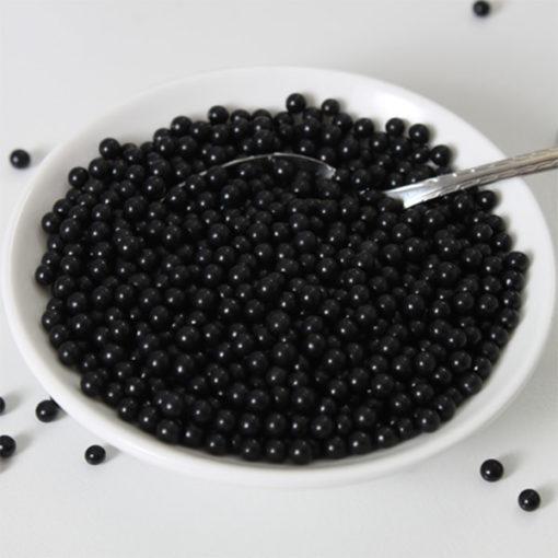 FunCakes Zuckerperlen - schwarz