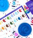 Wilton Lebensmittelfarbe – Color Right Set