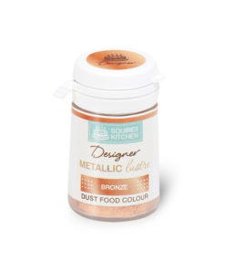 Lebensmittelfarbe Designer - Metallic Bronze