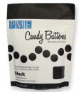 PME Candy Buttons - schwarz
